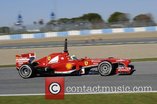 Felipe Massa and Ferrari 4