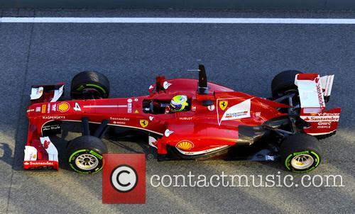 Felipe Massa and Ferrari 6