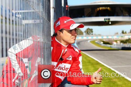 Felipe Massa and Ferrari 7