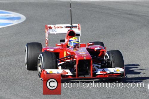 Felipe Massa, Felipe Massal and Ferrari 5