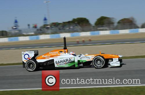 Formula One, Testing, Jerez and Frontera 2