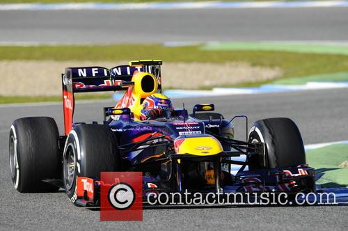 Mark Webber and Team Red Bull 4