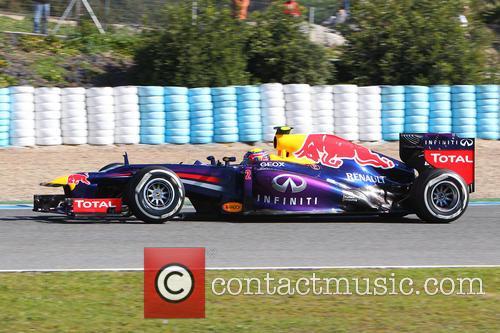 Mark Webber and Team Red Bull 5