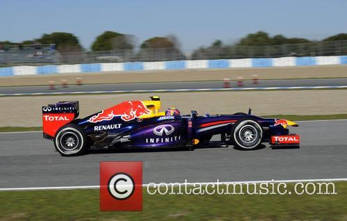 Paul Di Resta and Team Force India-mercedes 1