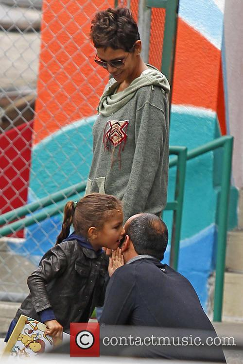 halle berry halle berry takes her daughter nahla 3487620