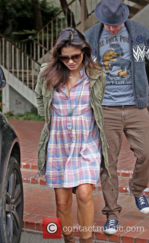 Channing and Jenna LA