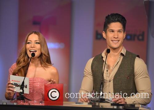 Billboard, Adriana Fonseca and Chino 11