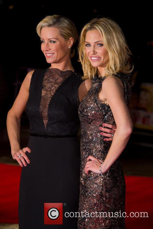 Denise Van Outen and Sarah Harding 5