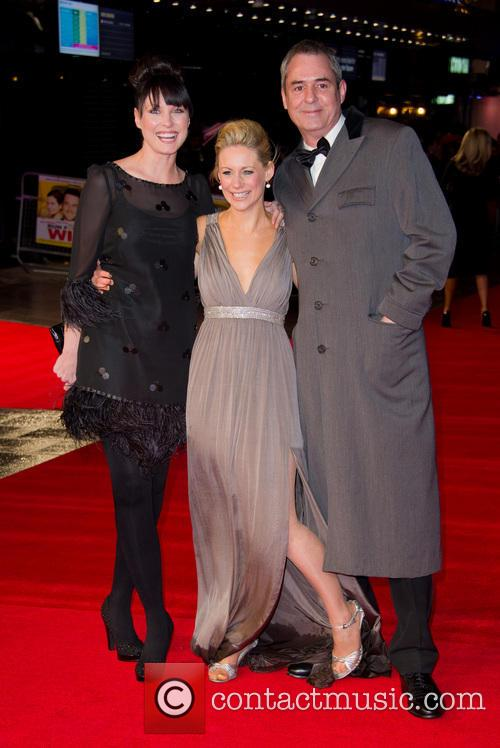 Kellie Shirley And Neil Morrissey - 'Run For Your Wife' UK Film Premiere