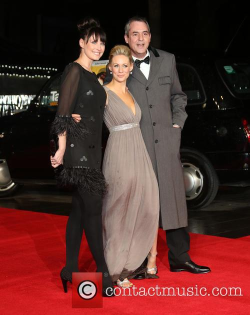 Guest, Kellie Shirley and Neil Morrissey 3