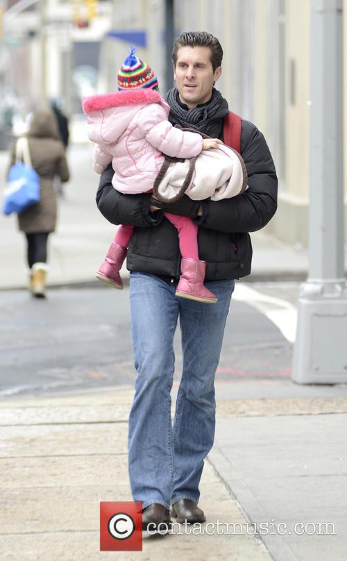 Jason Hoppy With Daughter Bryn Hoppy