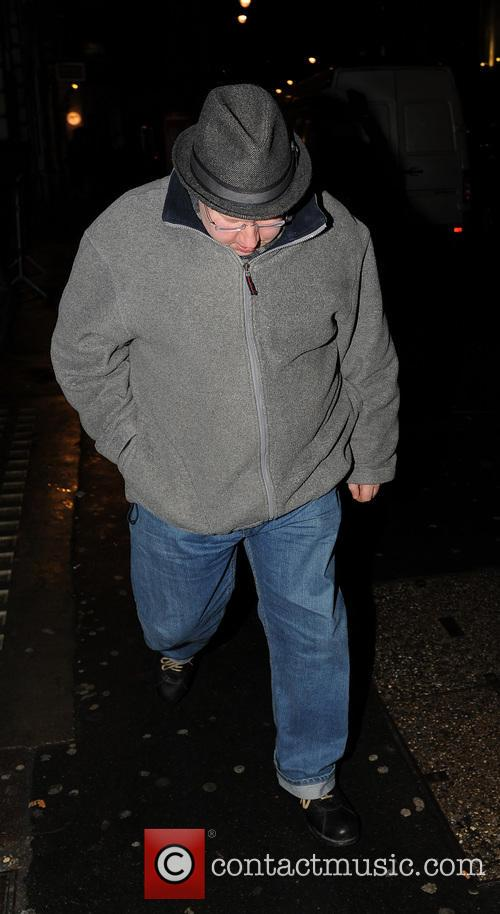 Matt Lucas Out And About In Soho