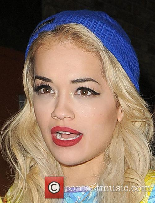 Rita Ora At The Shepherd's Bush Empire