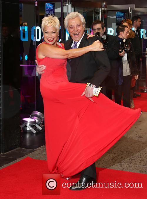 Denise Welch and Lionel Blair 5