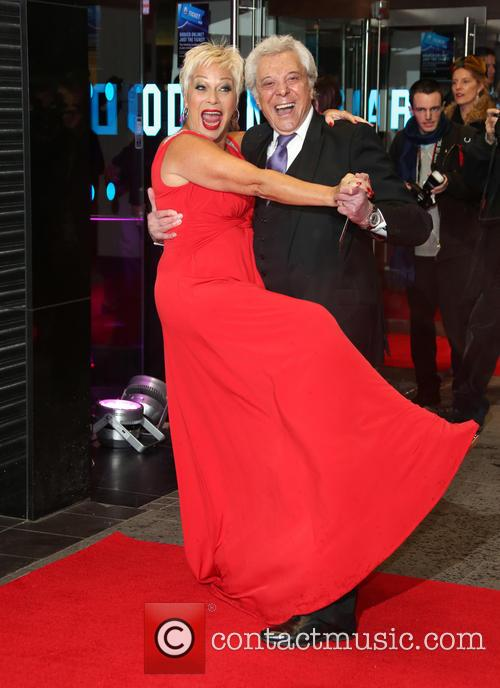 Denise Welch and Lionel Blair 1