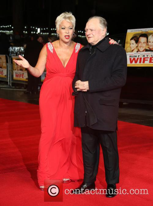 Denise Welch and Sir David Jason 1