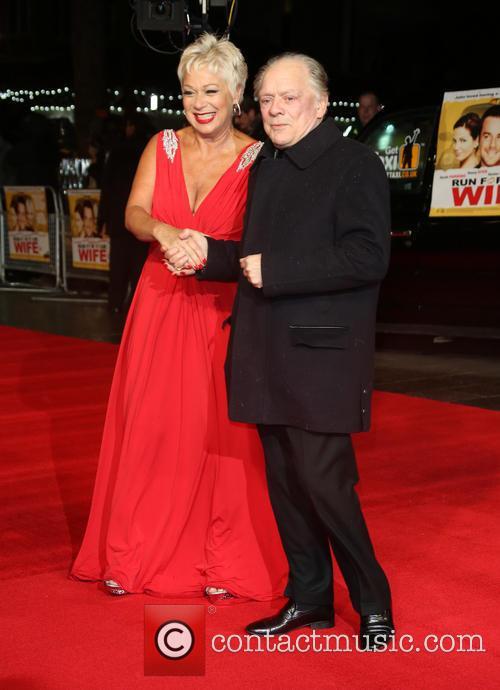 Denise Welch and Sir David Jason 2