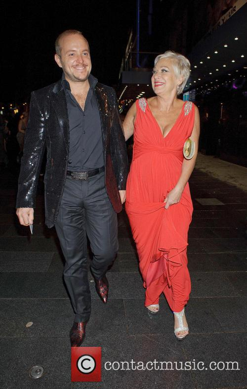 Denise Welch and Lincoln Townley 11