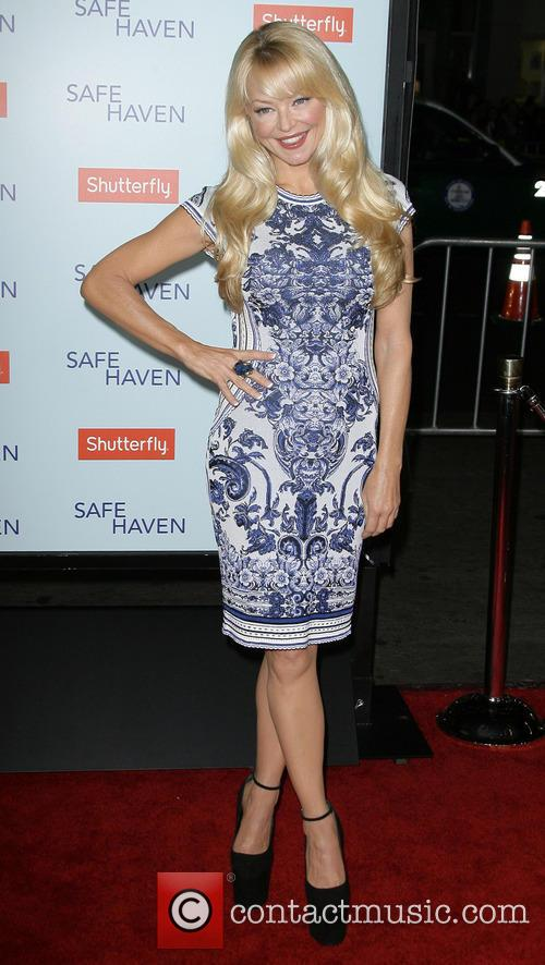 Premiere Of Relativity Media's 'Safe Haven' held at...
