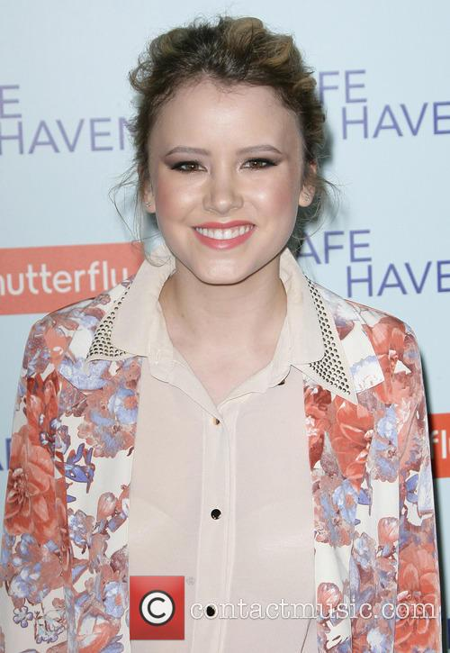 Taylor Spreitler, TCL Chinese Theatre