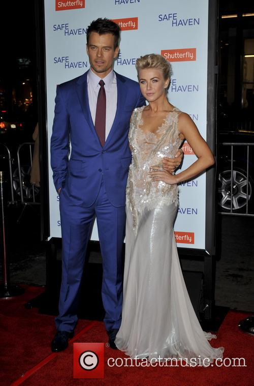 Josh Duhamel and Julianne Hough 6
