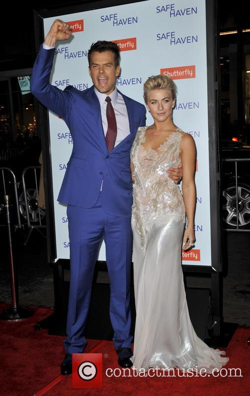 Josh Duhamel and Julianne Hough 8