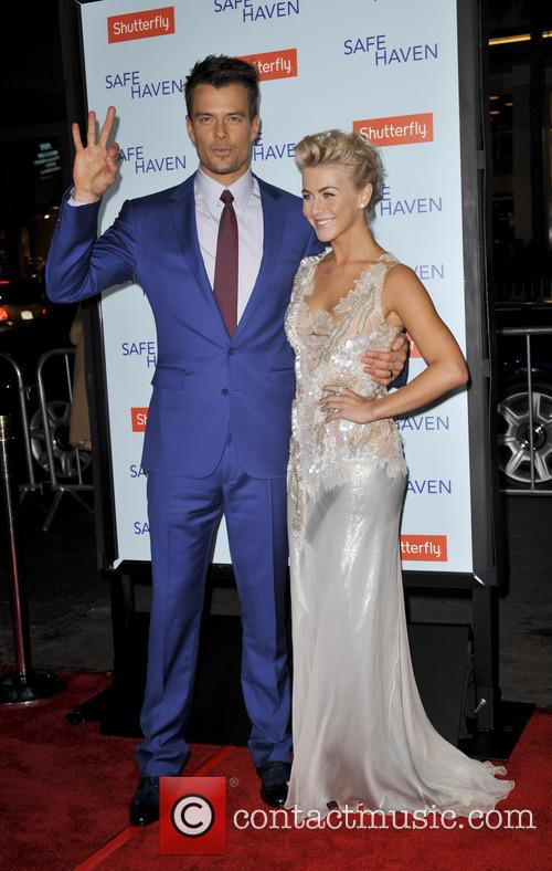 Josh Duhamel and Julianne Hough 11