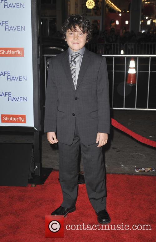 noah lomax premiere of relativity media's safe haven 3486648