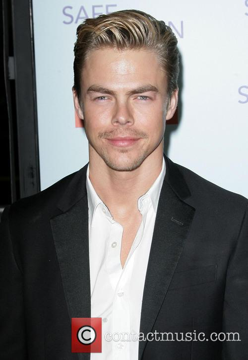Derek Hough, TCL Chinese Theatre