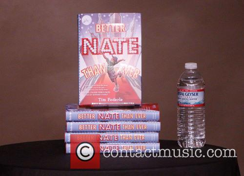 In-store appearance for 'Better Nate Than Ever' by...