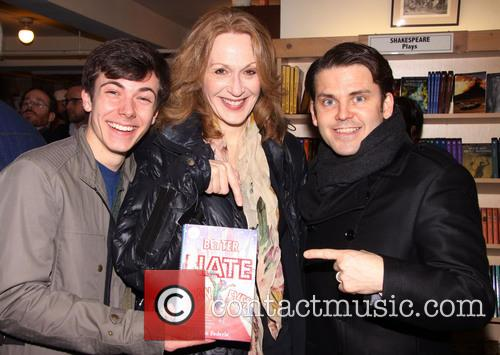 Henry Hodges, Jan Maxwell and Robert Creighton 2