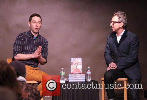tim federle thomas schumacher in store appearance for 'better nate 3486590