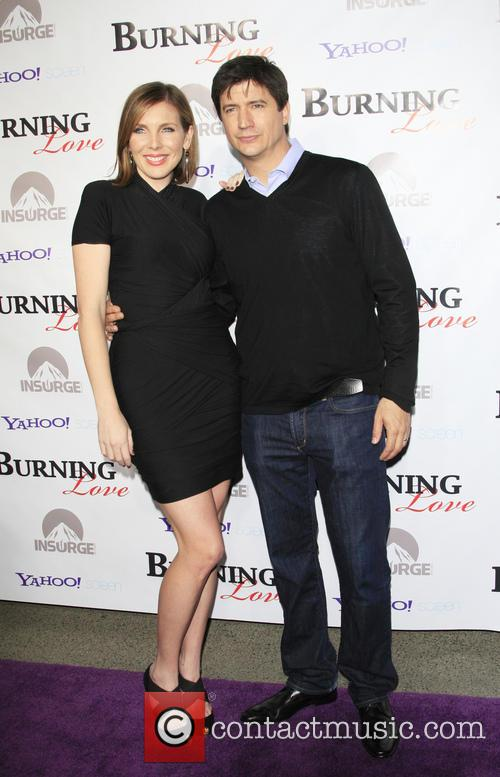 June Diane Raphael and Ken Marino 2