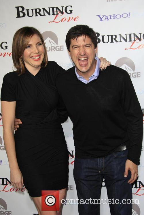 June Diane Raphael and Ken Marino 6