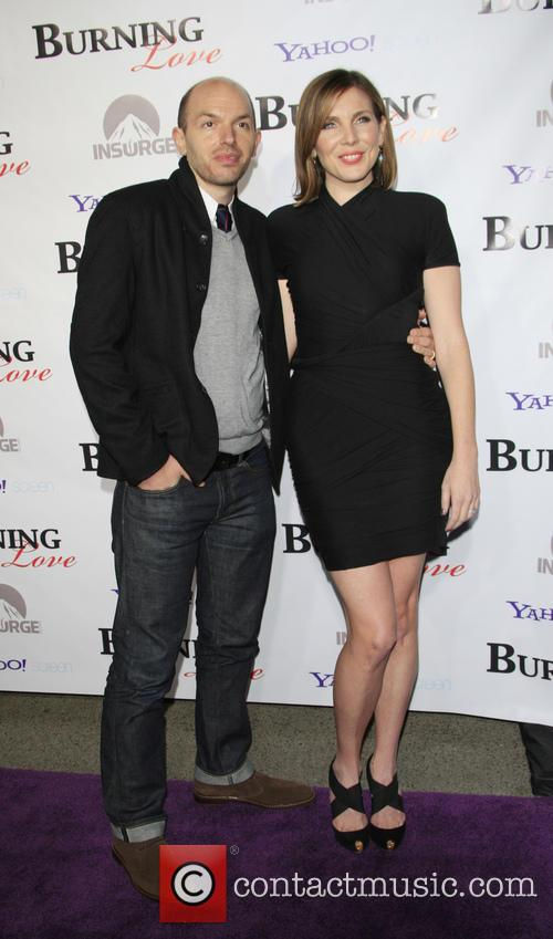 Paul Scheer and June Diane Raphael 2