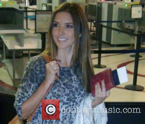Celebrities and Lax International Airport 2
