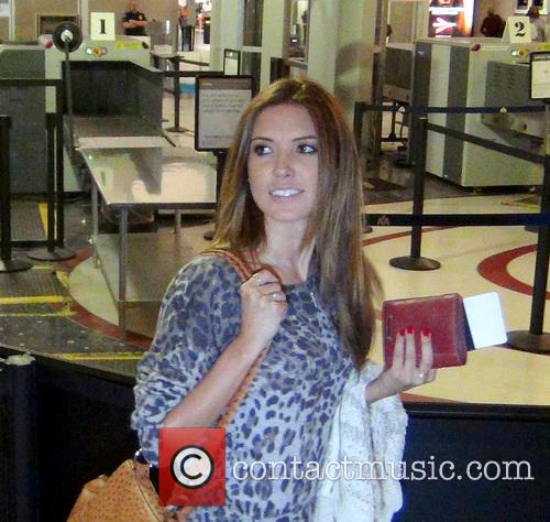Celebrities and Lax International Airport 7
