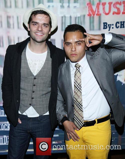Ben Decker and Chris Rockstar 3