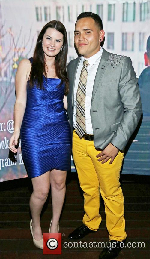 Tabitha Ellis and Chris Rockstar 1