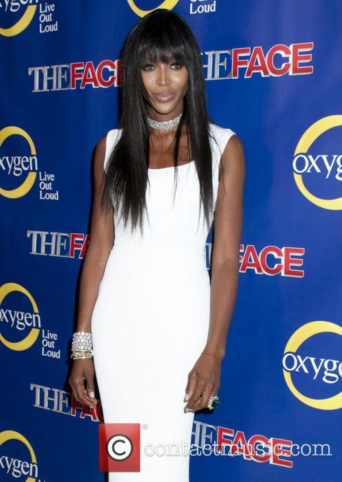 "Oxygen Celebrates the Premiere of ""THE FACE"" at The Marquee nightclub"