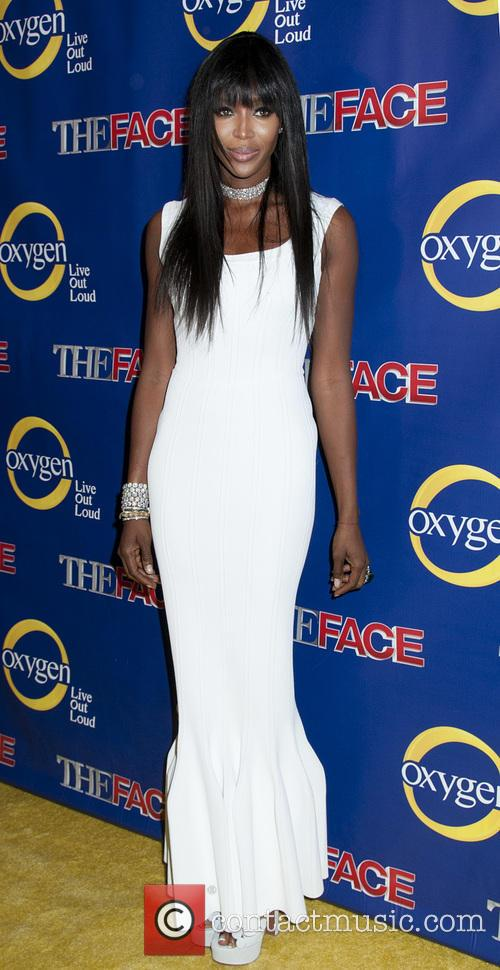 """Oxygen Celebrates the Premiere of """"THE FACE"""" at The Marquee nightclub"""