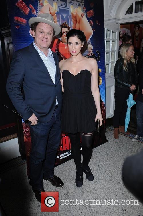 John C. Reilly and Sarah Silverman 2