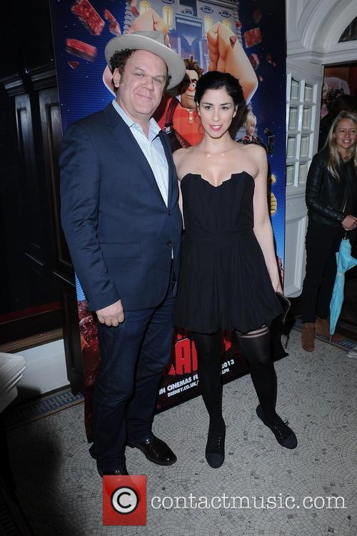 John C. Reilly and Sarah Silverman 3