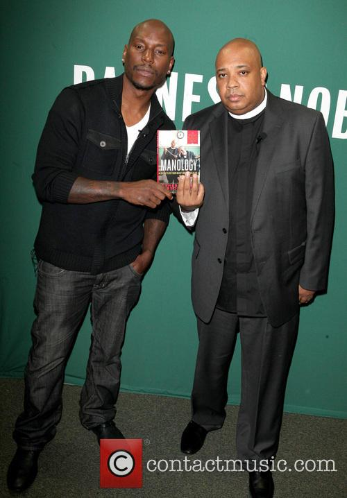 Tyrese Gibson and Rev Run 8