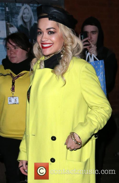 Rita Ora, Shepherds Bush Empire