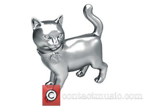The newest Monopoly token: 'Cat'
