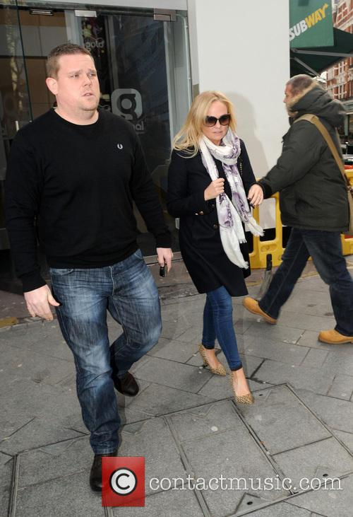 Emma Bunton and Paul James Bunton 2