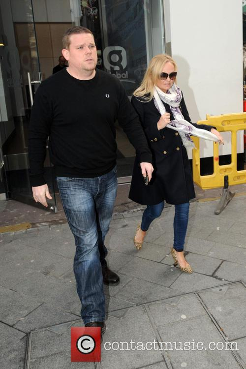 Emma Bunton and Paul James Bunton 3