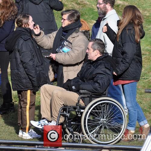 James Nesbitt and Kerry Condon 5
