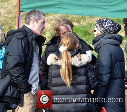 Yvonne Keating, Missy Keating and James Nesbitt 2